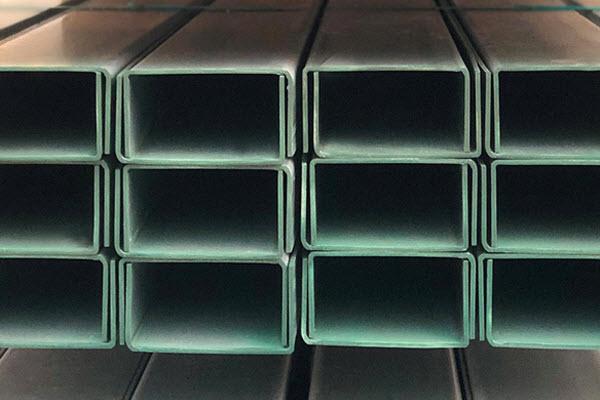 DuraGal Channel steel