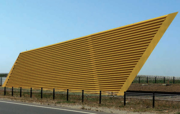 Design of Noise Wall panels
